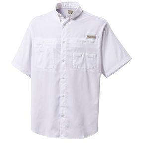 3/$20 Columbia PFG Tamiami II shrt slv shirt XXL